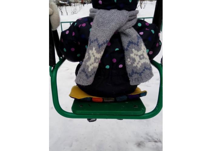 Яркие и ооочень тёплые коврики для прогулок!