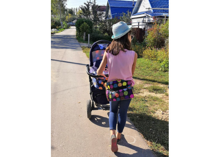 Создай свой дизайн коврика для прогулок