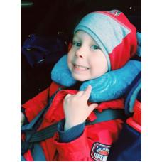 Подушка для ребёнка в машину