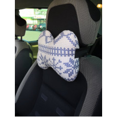 Подушка - косточка автомобильная под шею
