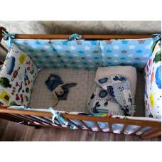 В наличии: Комплект  бортиков в детскую кроватку