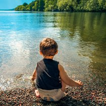 самостоятельные игры у воды опасны