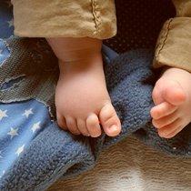Хлопковый и флисовый плед